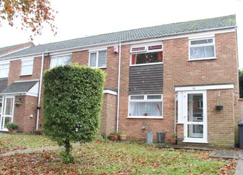 Thumbnail 3 bed end terrace house for sale in Cooper Close, Aylestone, Leicester