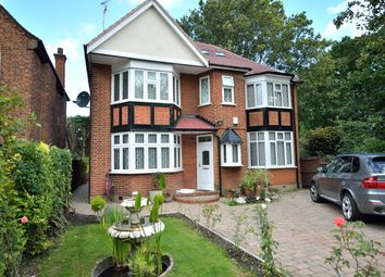 Thumbnail 6 bed detached house for sale in Waterfall Road, London