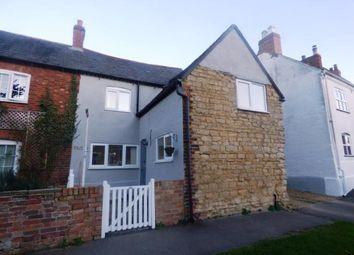 Thumbnail 3 bed end terrace house for sale in High Street, Great Linford, Milton Keynes, Buckinghamshire