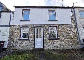 Thumbnail 2 bed terraced house for sale in Winchfawr, Heolgerrig, Merthyr Tydfil
