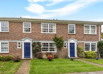 Thumbnail 4 bed terraced house to rent in Burcote, Weybridge