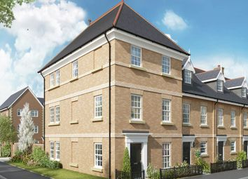 "Thumbnail 4 bed semi-detached house for sale in ""The Codnor"" at The Ridgeway, Enfield"