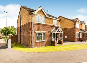 Thumbnail 3 bed detached house for sale in Hopefield Crescent, Rothwell, Leeds