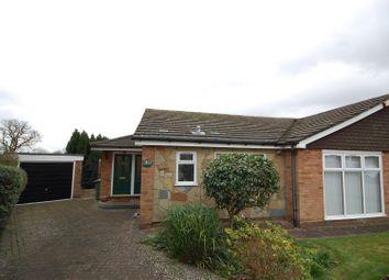 Thumbnail 3 bedroom semi-detached bungalow for sale in Pollards Close, Goffs Oak, Waltham Cross