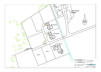 Thumbnail Land for sale in Building Plot, Levenmouth, Scotlandwell, By Kinross, By Kinross