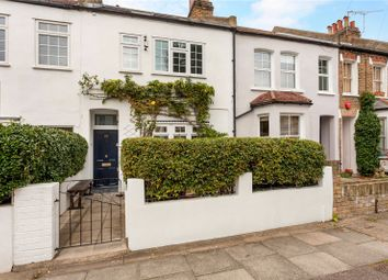 Thumbnail 4 bedroom terraced house for sale in Waldeck Road, London