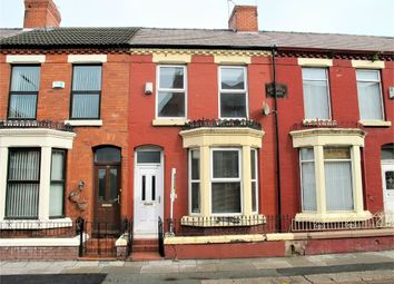 Thumbnail 3 bed terraced house for sale in Picton Road, Wavertree, Liverpool, Merseyside