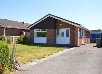 Thumbnail 2 bed detached bungalow for sale in Maer Lane, Market Drayton