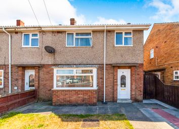 Thumbnail 3 bed end terrace house for sale in Burke Place, Hartlepool