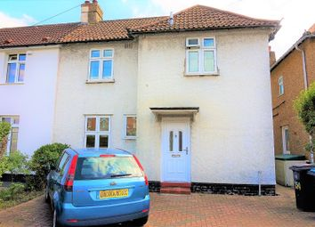 Thumbnail 3 bed end terrace house for sale in Thornhill Road, Surbiton