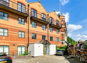 Thumbnail 3 bed flat to rent in Tideway Wharf, Mortlake High Street, London