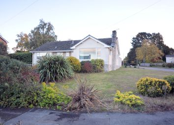 Thumbnail 3 bed detached bungalow for sale in Merriefield Drive, Broadstone