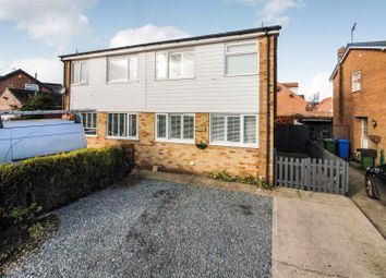 Thumbnail 3 bedroom semi-detached house for sale in Woodland Rise, Driffield