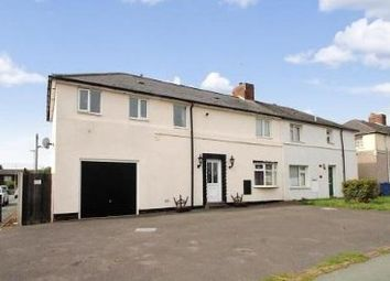 Thumbnail 5 bed semi-detached house for sale in Cecil Street, Cannock, Staffordshire