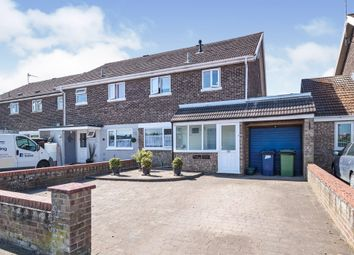 Thumbnail 3 bed end terrace house for sale in New Road, Whittlesey, Peterborough