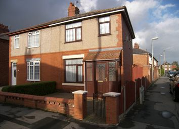 Thumbnail 3 bedroom semi-detached house to rent in Ribby Avenue, Kirkham, Preston