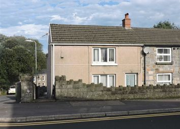 Thumbnail 2 bed cottage for sale in Park Street, Lower Brynamman, Ammanford