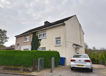 Thumbnail 3 bedroom semi-detached house for sale in 43 Burnside Avenue, Port Glasgow