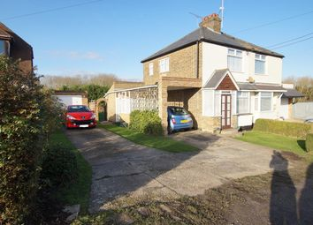 Thumbnail 2 bed cottage for sale in Mount Bovers Lane, Hawkwell, Hockley