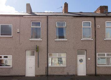 Thumbnail 3 bedroom terraced house for sale in Wales Street, Darlington