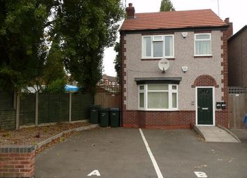 Thumbnail 2 bedroom flat to rent in Villa Road, Radford, Coventry, West Midlands