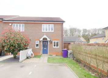 Thumbnail 2 bed end terrace house for sale in Grampian Place, Stevenage