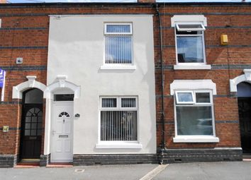 Thumbnail 2 bed terraced house for sale in Rigg Street, Crewe, Cheshire