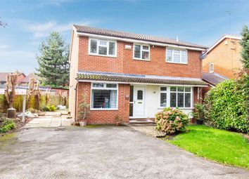 Thumbnail 5 bed detached house for sale in Sydney Road, Crewe, Cheshire