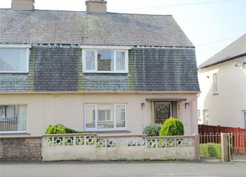 Thumbnail 3 bed semi-detached house for sale in Melbreak Avenue, Cockermouth, Cumbria