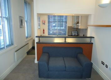 Thumbnail 1 bed flat to rent in 72 Wellington Street, Leeds