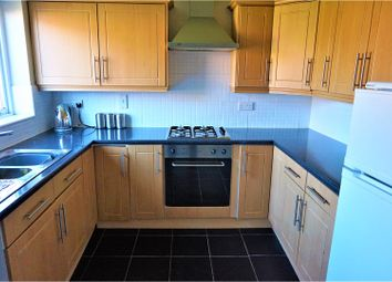 Thumbnail 2 bed terraced house for sale in Thorn Street Mews, Woodville, Swadlincote