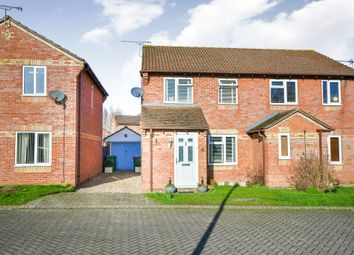 Thumbnail 3 bed semi-detached house for sale in Magister Road, Bowerhill, Melksham