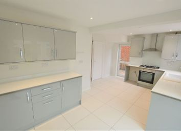 Thumbnail 3 bed semi-detached house to rent in Repton Road, Wigston, Leicester