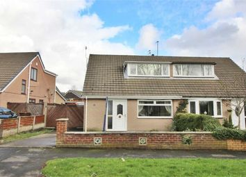 Thumbnail 3 bed semi-detached bungalow for sale in Sedgefield Drive, Wigan