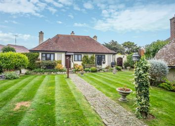 Thumbnail 3 bed detached bungalow for sale in Manor Road, Seaford