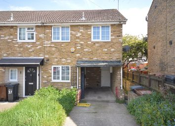 2 bed end terrace house to rent in Roman Road, Chelmsford CM2