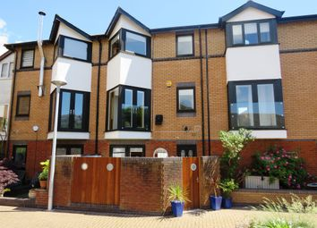 Thumbnail 4 bed town house for sale in Plas Taliesin, Penarth
