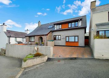 Thumbnail 3 bed detached bungalow for sale in Llechwedd, Llaneilian, Amlwch