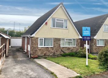 Thumbnail 3 bedroom detached house for sale in Fountains Close, Allestree, Derby