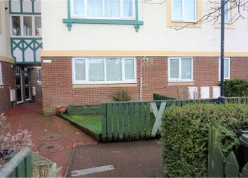 Thumbnail 2 bedroom flat for sale in Shawdon Close, Newcastle Upon Tyne