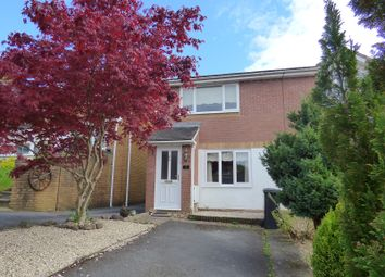 Thumbnail 2 bed semi-detached house to rent in Maes Y Meillion, Waunceirch, Neath .
