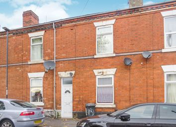 Thumbnail 2 bedroom terraced house for sale in Moore Street, Derby