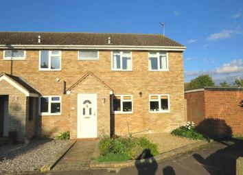 Thumbnail 3 bed end terrace house for sale in Russet Way, Melbourn, Royston
