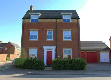 Thumbnail 3 bed town house for sale in Derwent Way, Spalding