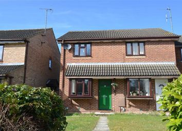 Thumbnail 1 bed semi-detached house for sale in Charles Evans Way, Caversham, Reading