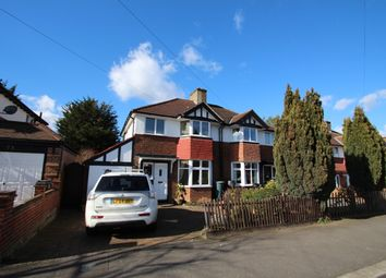 Thumbnail 3 bed semi-detached house to rent in Chiltern Drive, Surbiton