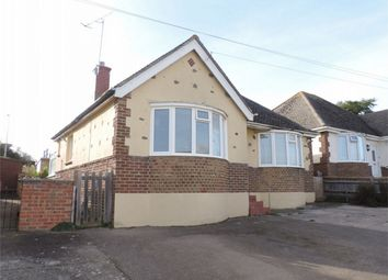 Thumbnail 2 bed detached bungalow for sale in York Road, Bexhill On Sea, East Sussex