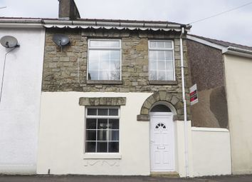 Thumbnail 2 bedroom end terrace house for sale in Worcester Street, Brynmawr, Ebbw Vale