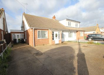 Thumbnail 4 bed semi-detached bungalow for sale in Ashcombe, Ashingdon, Rochford
