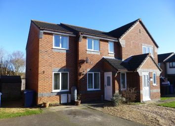 Thumbnail 3 bed semi-detached house for sale in Ravencroft, Bicester